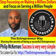 To find out more click this link =>> http://theentrepreneurway.com/podcast/256-stop-focussing-making-million-dollars-focus-serving-million-people-rj-hodges-founder-owner-rj-hodges-speaks-llc/  RJ Hodges is an entrepreneur, professional speaker, and personal mastery life coach. RJ is a bestselling co-author of the book, Mission Unstoppable partnering with world-renowned leaders George Fraser and Les Brown. RJ is also the author of You Can't Practice At The Game,The Art of Mastering You Volume…