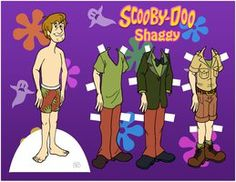 Scooby-Doo dolls - Shaggy by EternallyOptimistic