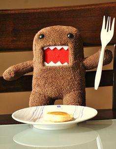 Domo + Pancake