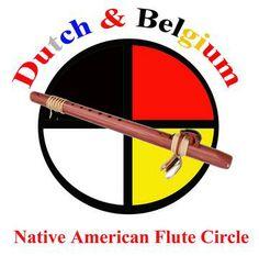 Dutch & Belgian NAF Flute Circle logo