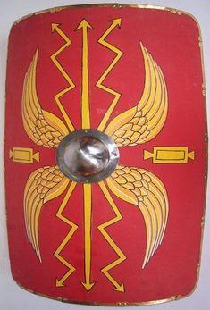 Escudo Romano (Scutum)
