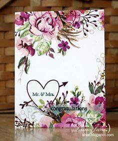 The Card Concept: The Card Concept-Colour Inspiration {Autumn Beauty}