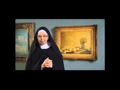 May be the Cleveland Art Museum... Sister Wendy American Collection - Episode 1 (The Art Institute of Chicago) - BBC Documentary - YouTube