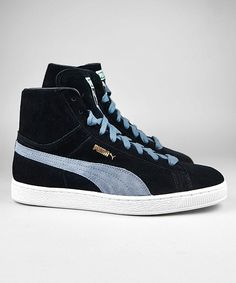 Puma Suede Mid Classic SFS black/ flint stone #puma #sneakers #shoes #streetwear #men www.neverending-shop.de
