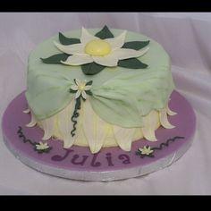 Princess Tiana cake!