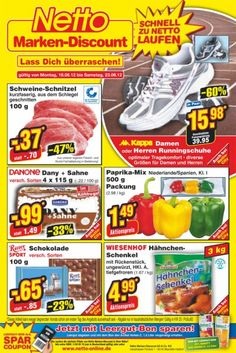 Netto: Weekly Ads // Discounted Supermarket