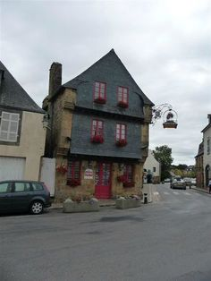 Le Faou, France France, Old World, Romantic, Cabin, House Styles, Outdoor Decor, Terraces, Wayfarer, Cabins
