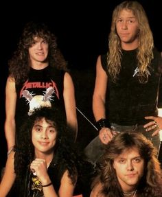 Wow...VERY early Metallica days