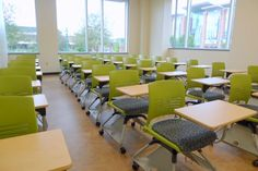 KI Furniture's Seating floods the classroom with possibility. KI Furniture's Seating floods the classroom with possibility. Classroom Organisation, Classroom Design, Education Architecture, Architecture Plan, School Furniture, Office Furniture, Learning Spaces, Learning Centers, House Landscape