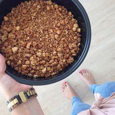 RECEPT: zelfgemaakte granola | Met liefde gezond