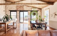 Sarah Booth and Housemates — The Design Files | Australia's most popular design blog.