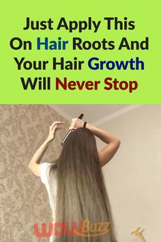 Generally there are two types of hair problems, some people are suffering fro hair fall and for some of them hair fall is not a main problem but they have zero hair growth. In this post I am going to share one super effective trick for super fast hair gr Growing Long Hair Faster, Longer Hair Faster, How To Grow Your Hair Faster, How To Make Hair, How To Apply, Grow Thicker Hair, How To Soften Hair, Grow Long Hair Fast, Grow Longer Hair