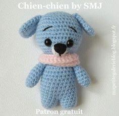 Je vous propose une toute autre version du Chien-chien , modifiée et améliorée, pour un résultat similaire et une plus grande facilité d'ex...