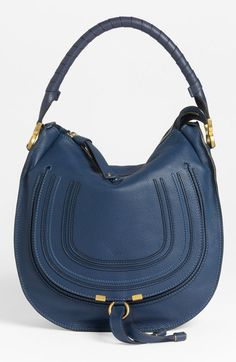Marcie Medium Leather Hobo