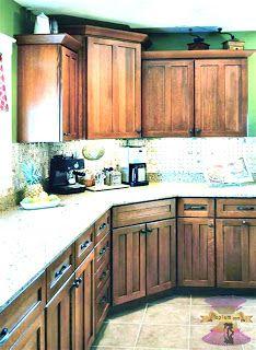 احدث أشكال ودرجات الوان المطابخ الخشب 2021 Kitchen Home Decor Home