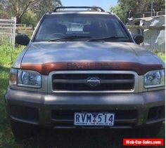 2000 Nissan Pathfinder ST R50 4WD 5 seater Wagon #nissan #pathfinder #forsale #australia