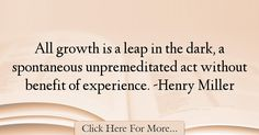 Henry Miller Quotes About Experience - 17444