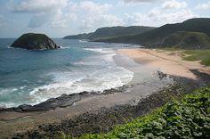 Praia do Leão  -  Parque Nacional Marinho de Fernando de Noronha