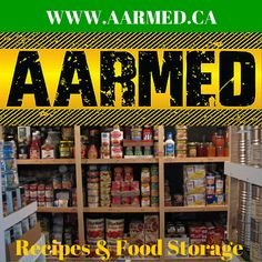 As a group of #adventure #travelers and #preppers the staff at AARMED know the importance of #survival #food and #food #storage