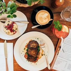 Yum! How delicious do these breakfast delights look at Sirocco Noosa?! Sirocco is one of many restaurants that line Noosaville's Gympie Tce, a stunning location for incredible dining and views over the Noosa River.