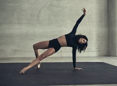 """Jenna Dewan Tatum Takes Us Behind the Scenes of Her New Danskin Campaign: """"Dance Is Everything to Me"""" - Behind theScenes of Jenna Dewan Tatum for Danskin from InStyle.com"""