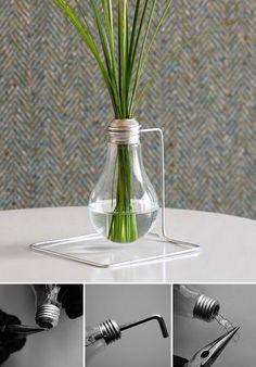 Eco DIY idee voor je kapotte lampen