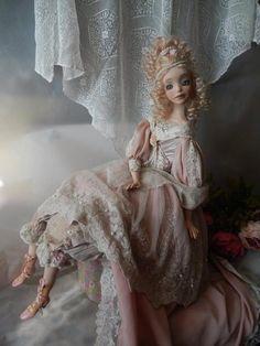 Art doll by Golovina Elena