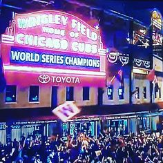 Chicago Cubs beat the Cleveland Indians... win the 2016 World Series.