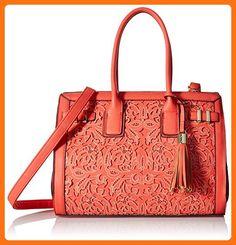 Aldo Cobra Satchel Bag, Red Miscellaneous - Satchels (*Amazon Partner-Link)