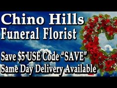 Chino Hills Funeral Flowers | Advice To Follow For Sympathy Flowers in C...