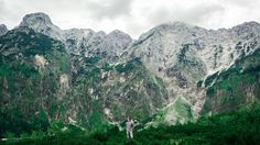 💬 Person Standing in Front of Green and White Snow Coated Mountain - new photo at Avopix.com    ▶ https://avopix.com/photo/40940-person-standing-in-front-of-green-and-white-snow-coated-mountain    #mountain #alp #valley #natural elevation #geological formation #avopix #free #photos #public #domain