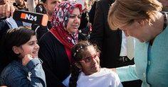 Angela Merkel dans une école de Kreuzberg © Gouvernement fédéral/ Kugler