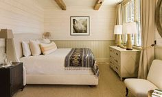 scarp ridge lodge bedroom