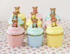 Postreadicción galletas decoradas, cupcakes y pops: Cupcakes