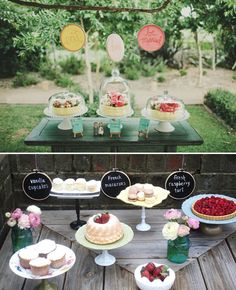 Cottage Wedding Inspiration   Intimate Weddings - Small Wedding Blog - DIY Wedding Ideas for Small and Intimate Weddings - Real Small Weddings, Clever wording...