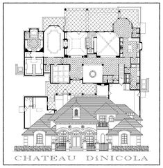 New Urbanism style new home plan designs traditional neighborhood new town house architect
