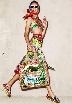 Spendi Bene Magazine - #Dolce&Gabbana #Portofino #Collection #fashion #trends #style