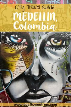 Detailed city travel guide for MEDELLIN, COLOMBIA! #Medellin #Colombia