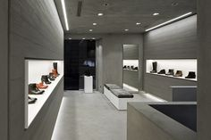 New store in downtown Milan