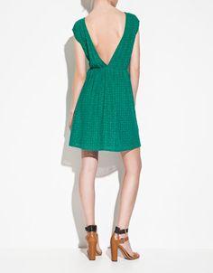 V-BACK DRESS  $69.90