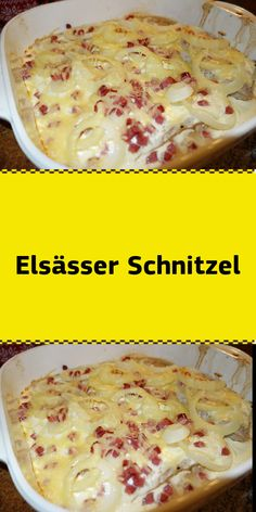 Alsatian Schnitzel dishfast ingredients 600 g pork loin or beef Word Mini Crockpot Recipes, Soup Recipes, Vegetarian Recipes, Dinner Recipes, Healthy Recipes, Cake Recipes, Chocolate Cake Recipe Easy, Mozzarella Chicken, Four