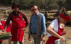 Almo, lo chef Bruno Barbieri ed Enrica