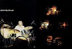JHB from Led Zeppelin - 1977 USA Tour Programme : Flipbook (LedZeppelin.com)
