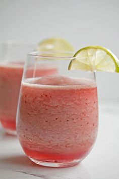 Cooks with Cocktails | Sparkling Raspberry Margarita | http://cookswithcocktails.com