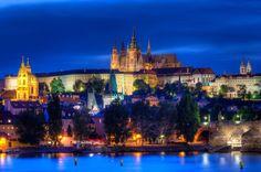 #Prague Skyline