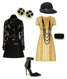 """""""Untitled #24"""" by rhonda-kerl on Polyvore featuring beauty, Burberry, Bebe and Chanel"""
