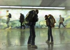 Metro Lisboa - travellers
