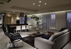 A.N.D.   Projects / ROPPONGI HILLS RESIDENCE RENOVATION - Roppongi,Tokyo