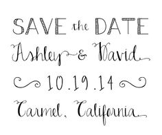 Custom Save the Date stamp - 3x3, custom stamp, save the date, wedding, wedding stationery, rubber stamp