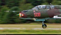Suchoj Su-22 UM3 Polish Air Force